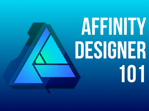Affinity Designer for Mac 101