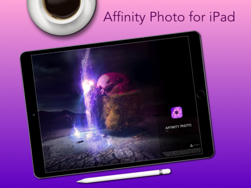 Affinity Photo for iPad  – Session 1