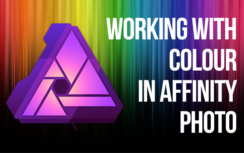 Working with Colour in Affinity Photo