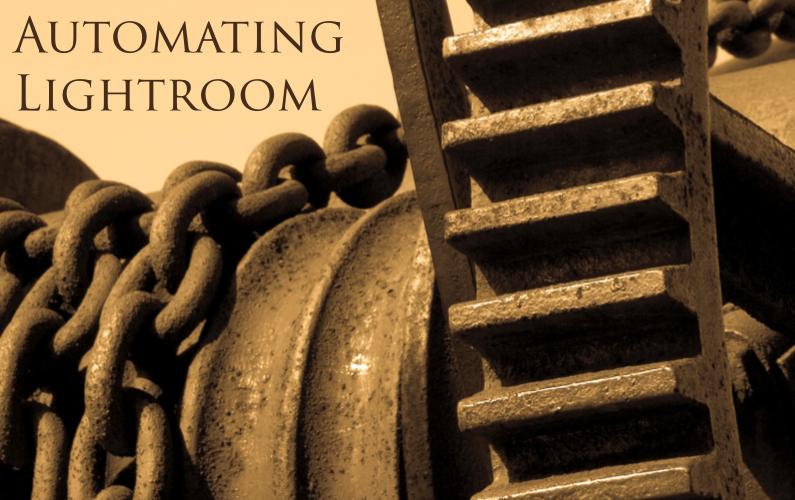 Automating Lightroom