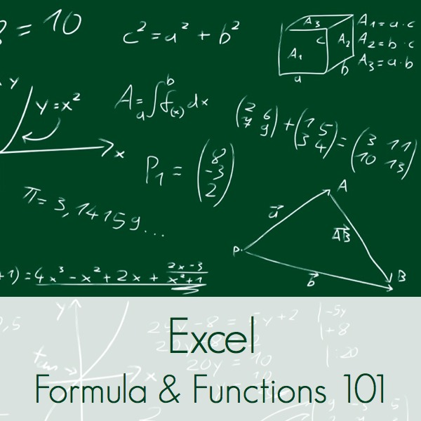 learn excel functions and formulas pdf