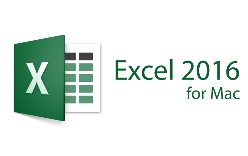 Microsoft Excel 2016 for Mac Preview