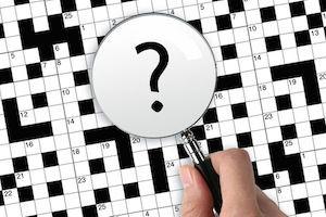 Crossword Search