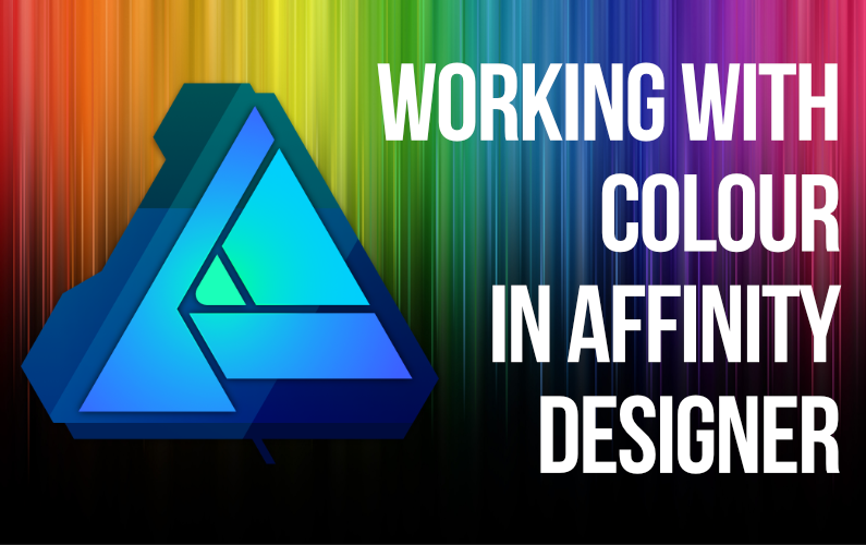 Working with Colour in Affinity Designer