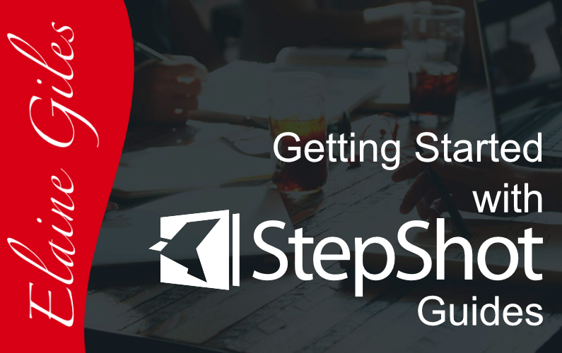 Getting Started with StepShot Guides